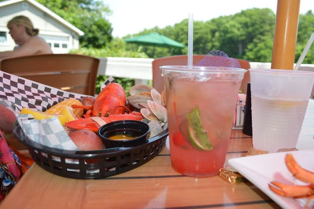 Father's Day Lobster Bake at Lakeside Tavern